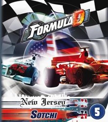 Formula D Uitbreiding 5 - New Jersey & Sotchi