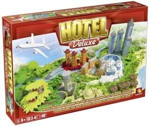 Hotel Deluxe Bordspel (Open geweest)