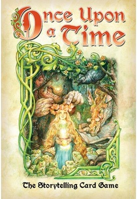 Once Upon A Time - 3rd Edition (Beschadigd)