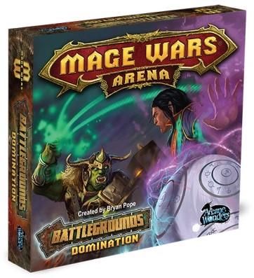 Mage Wars Arena - Battlegrounds Domination