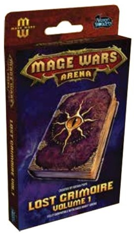 Mage Wars Arena - Lost Grimoire Volume 1