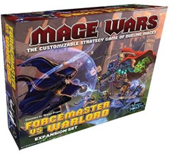 Mage Wars - Forcemaster vs Warlord Expansion