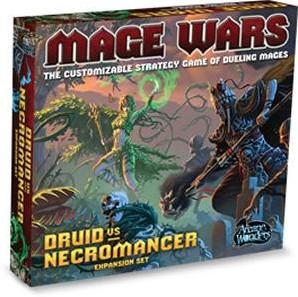 Mage Wars - Druids vs. Necromancer Expansion
