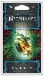 Android Netrunner LCG - Escalation Data Pack