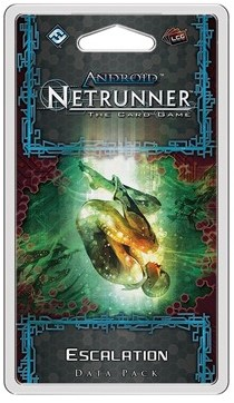Android Netrunner - Escalation Data Pack