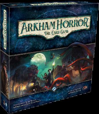 Arkham Horror LCG - The Card Game