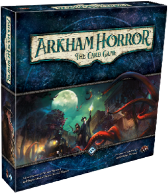 Arkham Horror - The Card Game-1