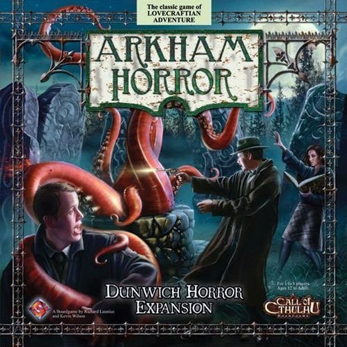 Arkham Horror Uitbreiding - Dunwich Horror-1