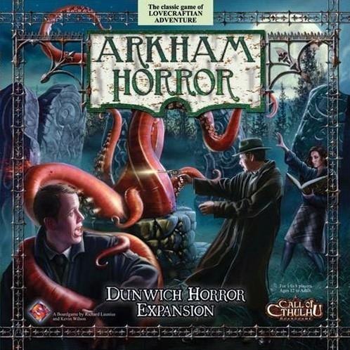 Arkham Horror Uitbreiding - Dunwich Horror
