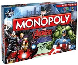 Monopoly - Avengers (NL)