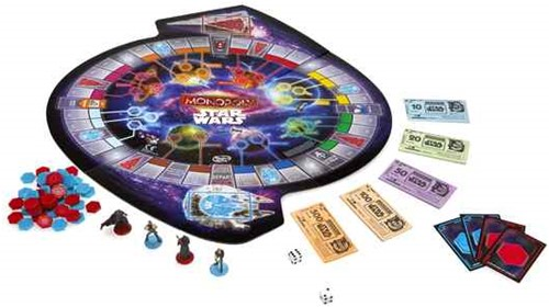 Monopoly - Star Wars (NL)-2