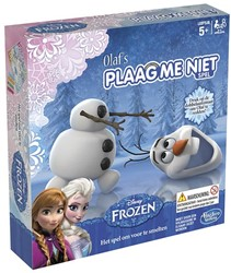 Disney Frozen - Olafs Plaag Me Niet Spel