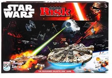 Risk Star Wars (NL Versie)-1