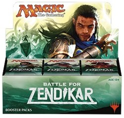 MTG Battle for Zendikar Boosterbox