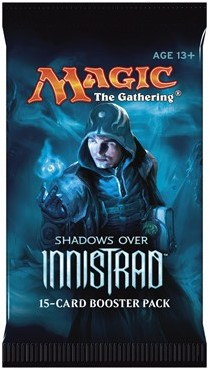 MTG Shadows over Innistrad Boosterpack-1
