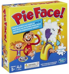Pie Face - Slagroom Snoet Spel