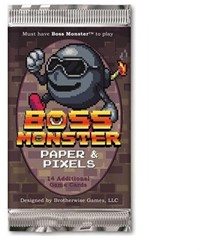 Boss Monster - Paper and Pixels Expansion