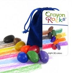 Crayon Rocks - Blue Velvet 8 Colors