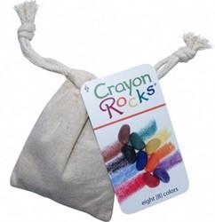 Crayon Rocks - Cotton Muslin 8 Colors