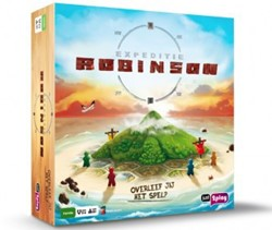 Expeditie Robinson Bordspel