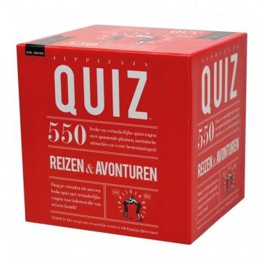 Jippijaja Quiz - Reizen & Avonturen