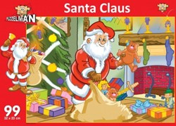 Santa Claus Puzzel (99 stukjes)