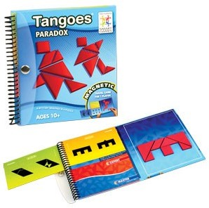 Magnetic Travel Tangoes - Paradox