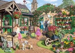 Glenny's Garden Shop Puzzel (1000 stukjes)