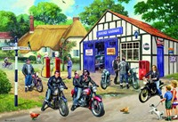 Mods & Rockers Puzzel (2x500 stukjes)-1