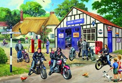 Mods & Rockers Puzzel (2x500 stukjes)