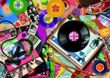 Vinyl Revival Puzzel (1000 stukjes)