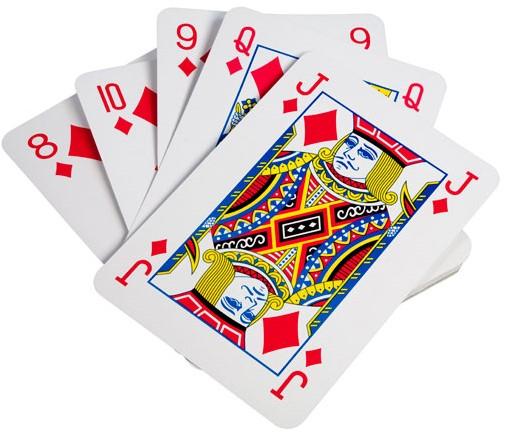 Speelkaarten kopen