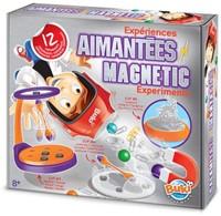 Buki - Experimenten met Magneten