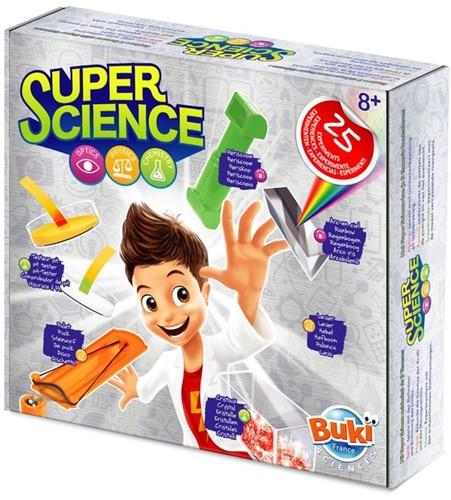 Buki - Experimenten Super Science