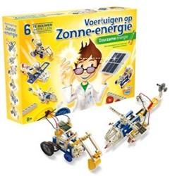 Buki - Voertuigen op Zonne-energie