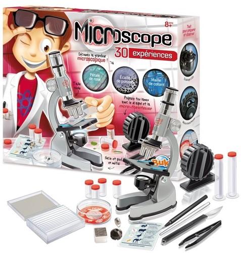 Buki - Microscoop met 30 Experimenten-2