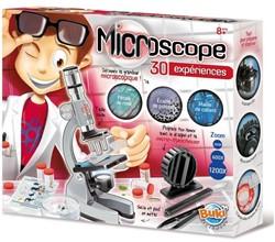 Buki - Microscoop met 30 Experimenten