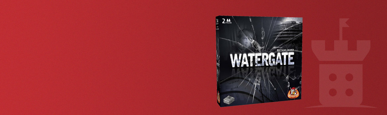 Watergate - Bordspel