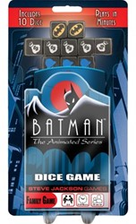 Batman the Animated Series - Dice Game