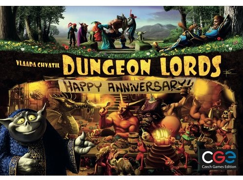 Dungeon Lords - Happy Anniversary Edition