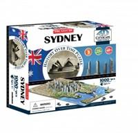 4D City Puzzel - Sydney (1000)-1