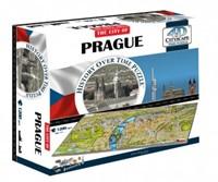 4D City Puzzel - Prague (1200 stukjes)