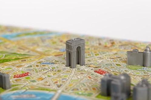 4D Mini City Puzzel - Paris (166 stukjes)-3