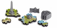 4D Mini City Puzzel - Washington D.C. (164 stukjes)-2