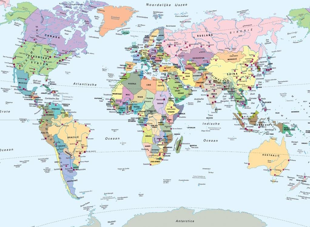 Cito wereldkaart puzzel 500 stukjes kopen bij spellenrijk cito wereldkaart puzzel 500 stukjes thecheapjerseys Images