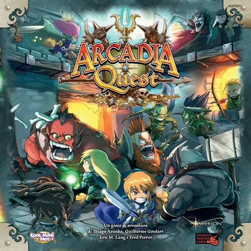 Arcadia Quest-3