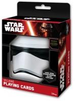 Star Wars Speelkaarten - The Force Awakens Helmet -1