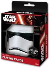 Star Wars Speelkaarten - The Force Awakens Helmet