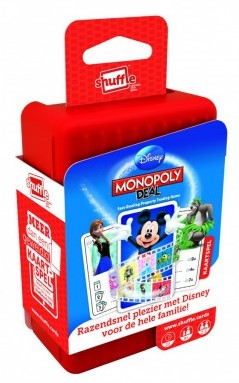 Monopoly Deal - Disney-1