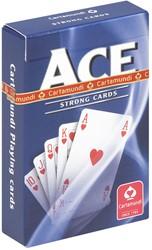 Speelkaarten - Ace Bridge Extra Visible (Open geweest)